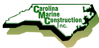Welcome to Carolina Marine Construction INC